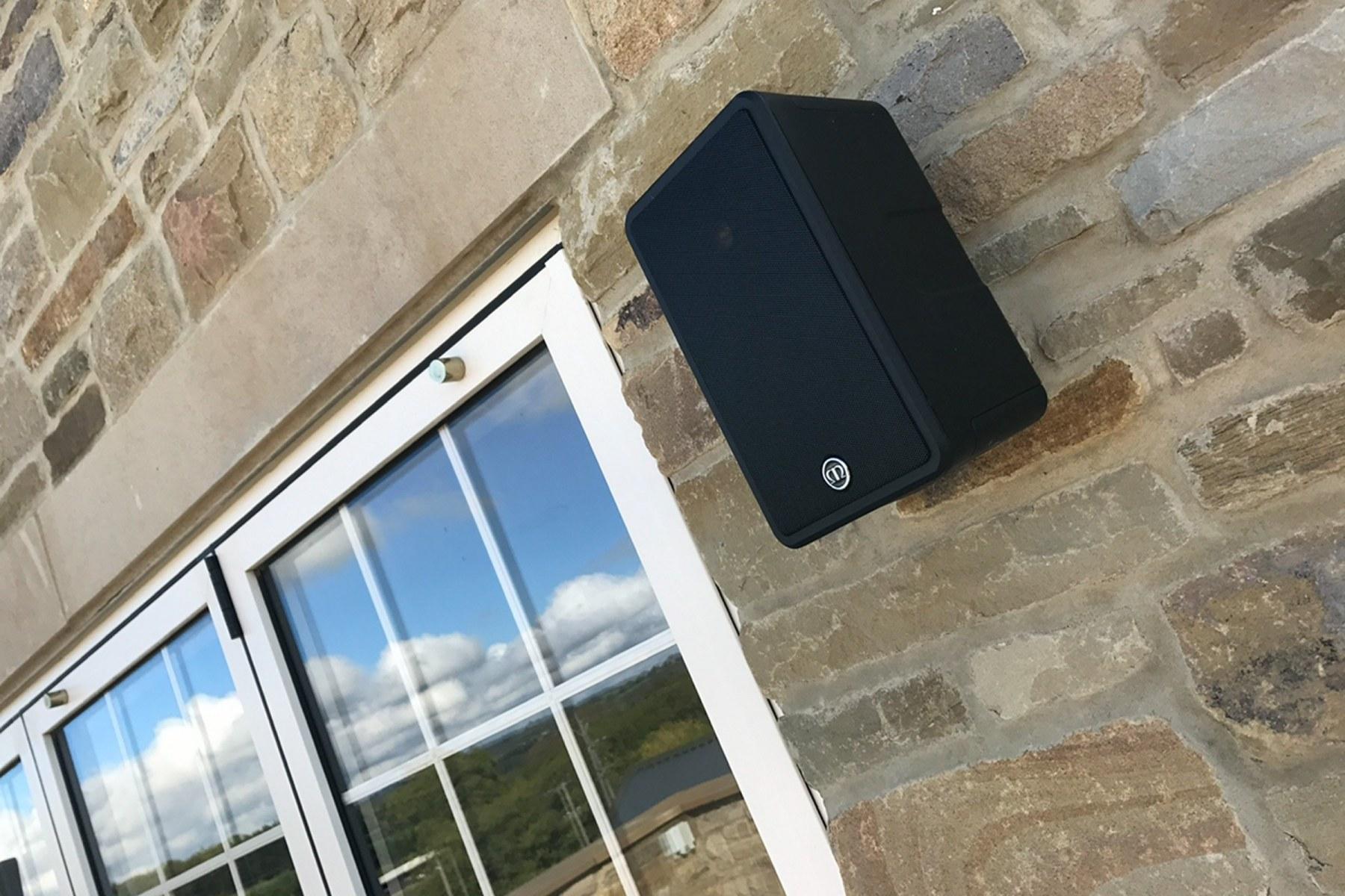 Monitor Audio outdoor speakers