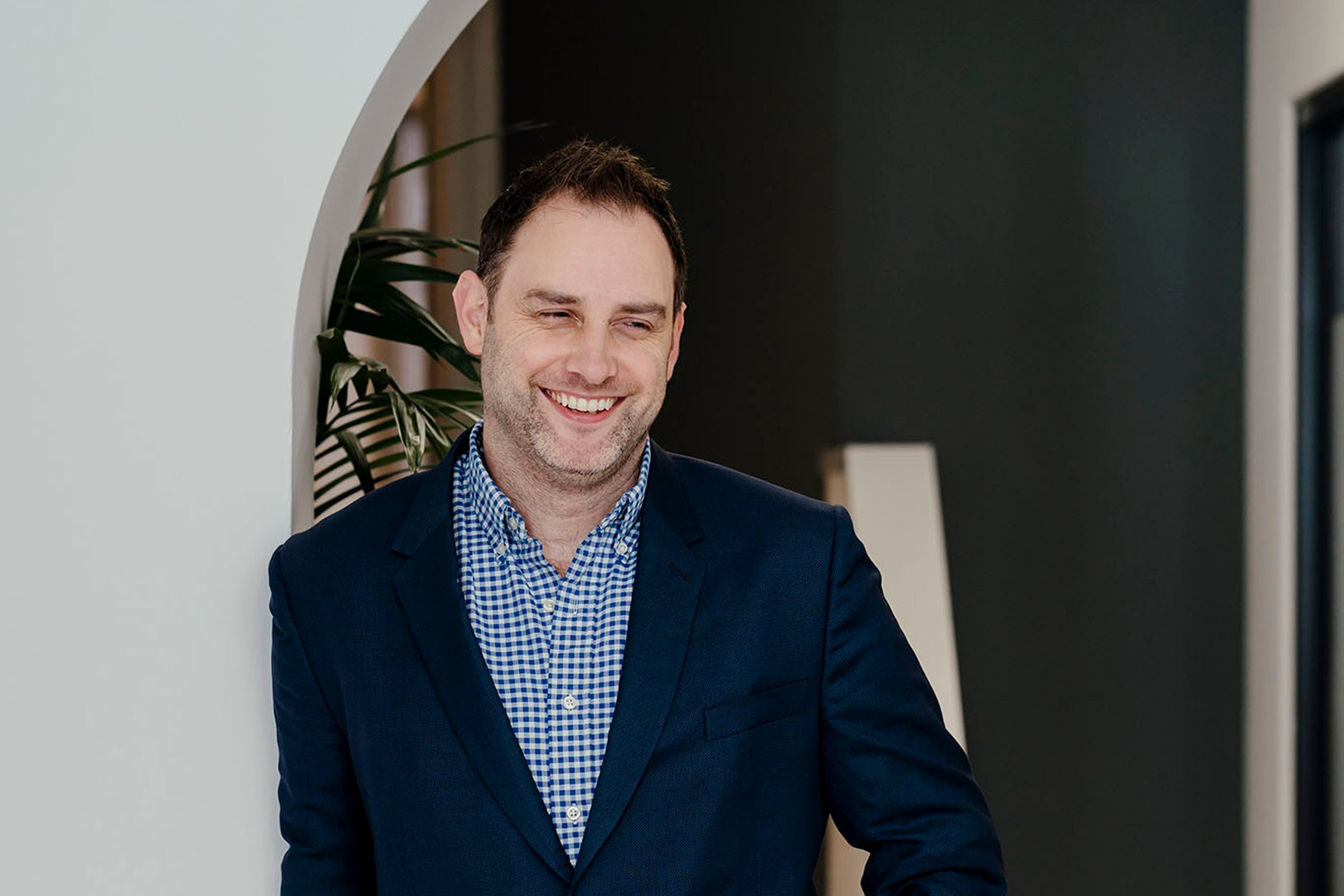 Michael Glarvey, Director