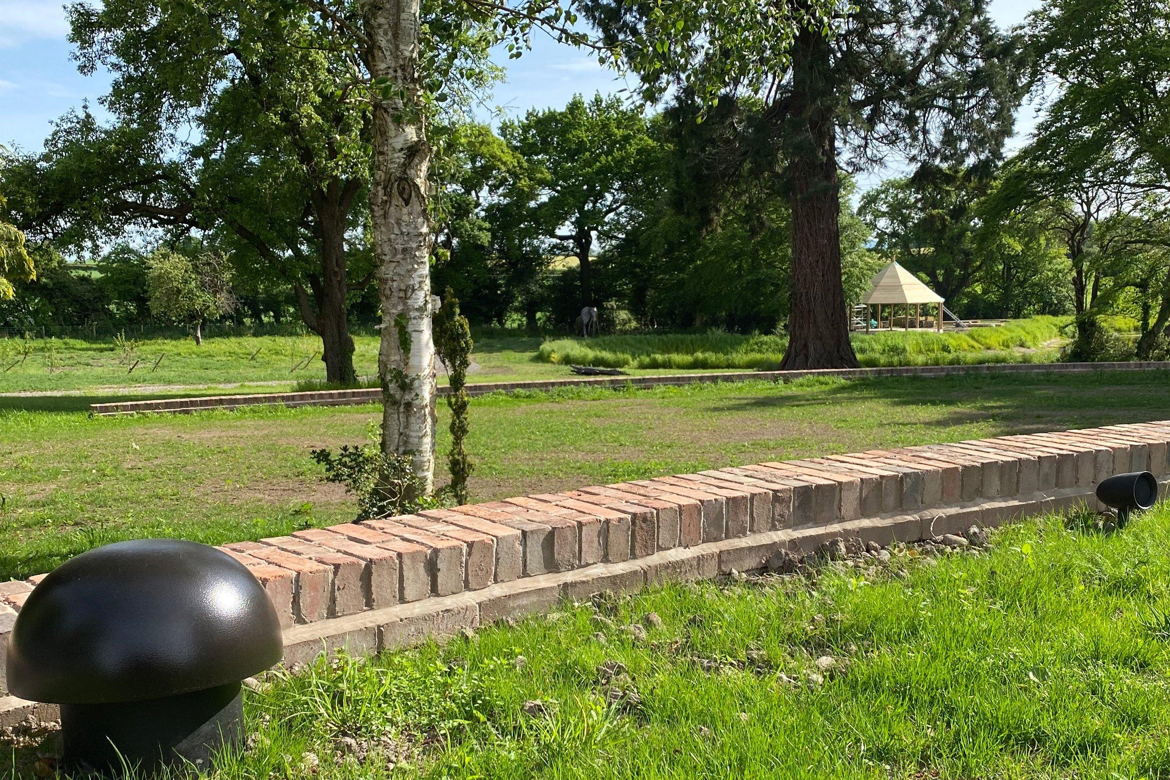 Sonance garden speaker system