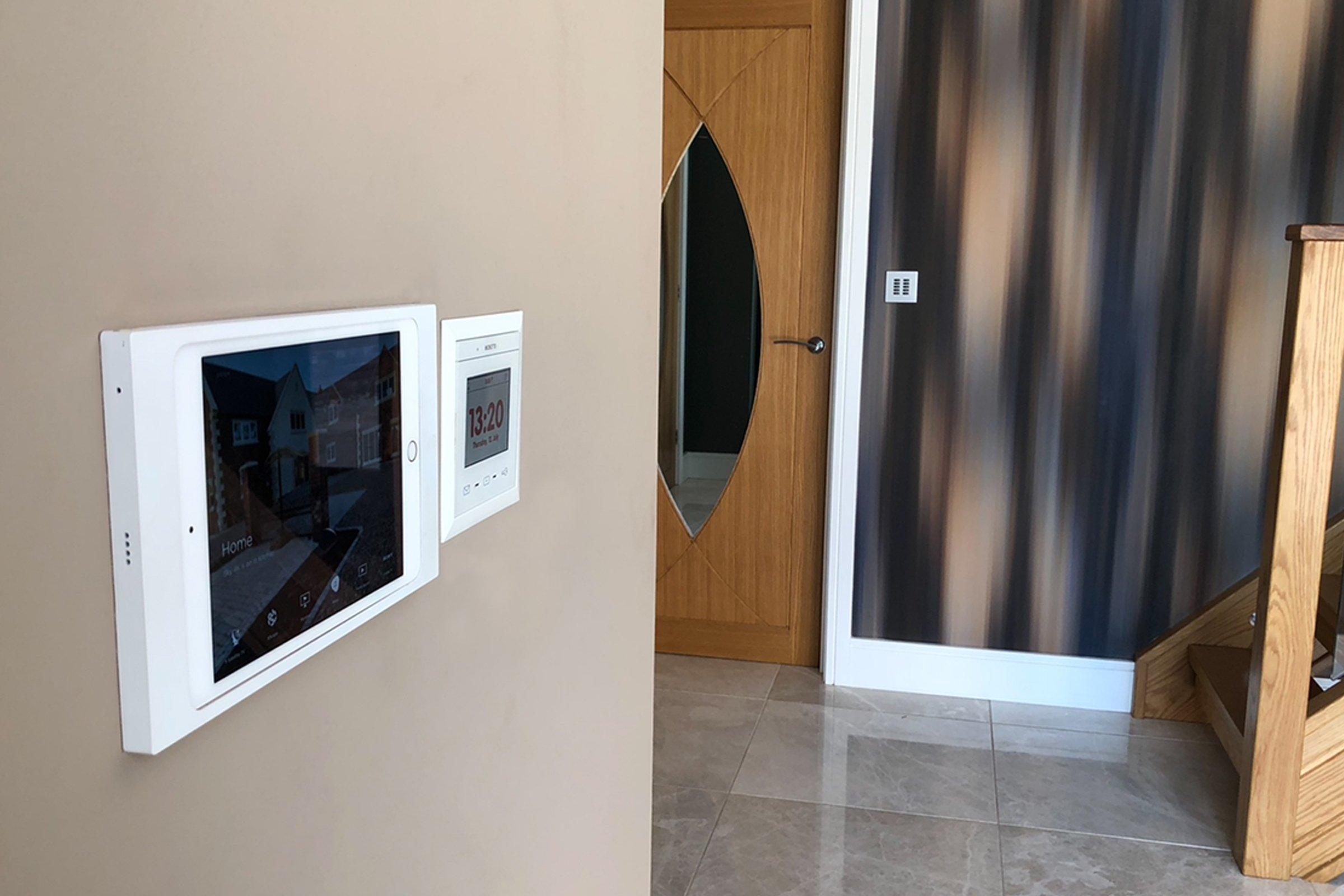 Savant automation system with Rako lighting control