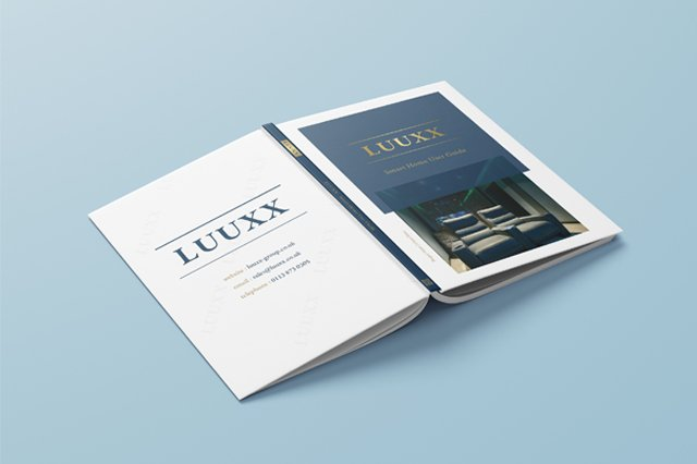 LUUXX Branded user training guide